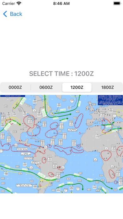 Screenshot 4 of Pilot Brief App