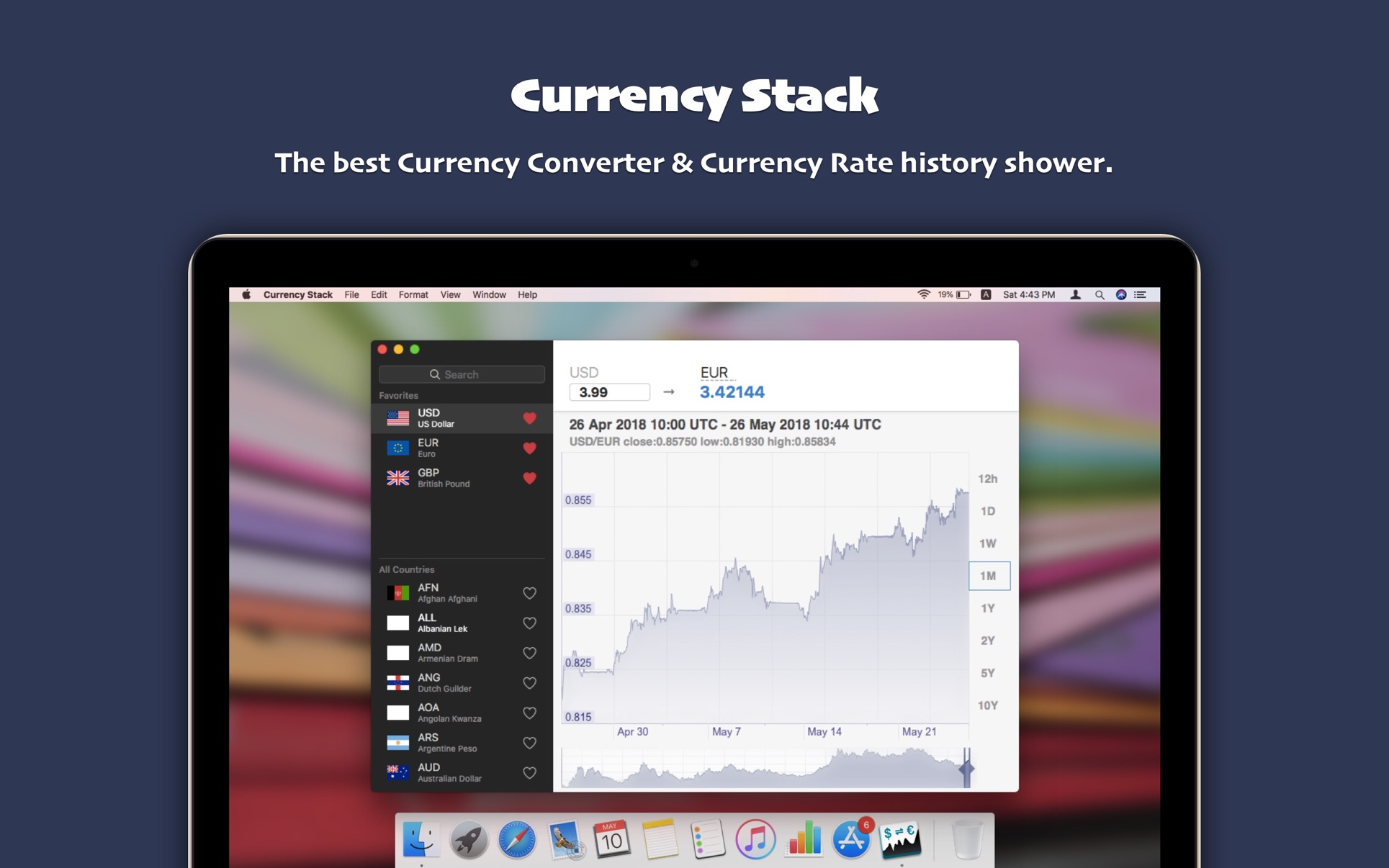 Currency Stack