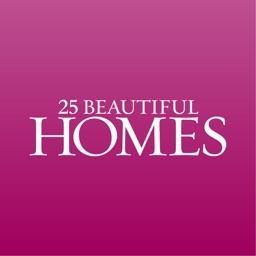 25 Beautiful Homes Magazine UK