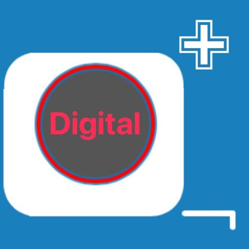 Digital Length Pro Calculator