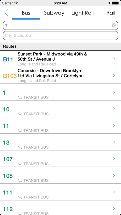 Transit Tracker - New York - Revenue & Download estimates