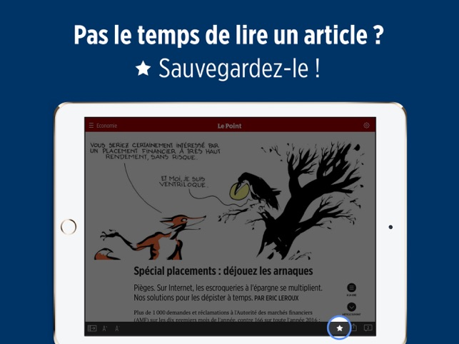 89330f4c343  Le Point magazine d actualités on the App Store
