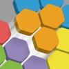 Fit ブロック!ヘキサ パズル - Block Hexaアイコン
