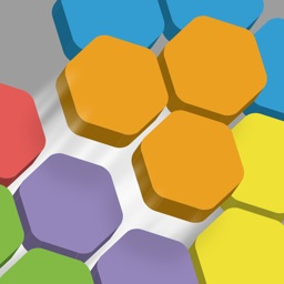 Fit Hexa Block Hexagon Puzzle