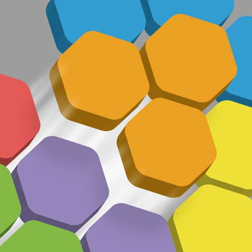 Fit Hexa Block Hexagon Puzzle icon