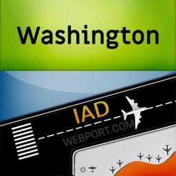 Washington Airport Info +Radar