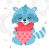 Best Raccoon - Valentine Love