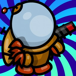 Steam Rocket: Platformer Game