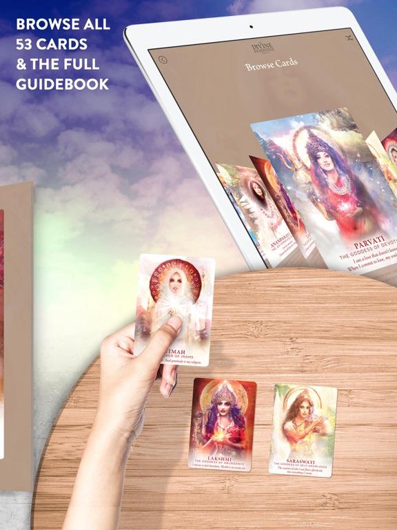 The Divine Feminine Oracle screenshot 7