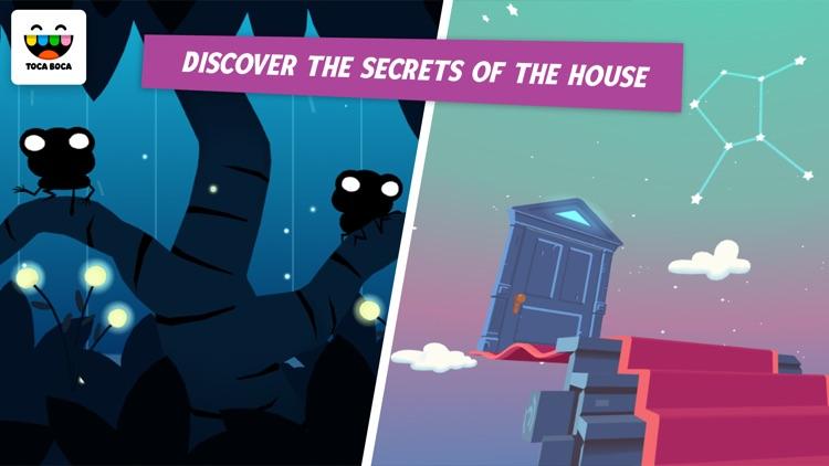 Toca Mystery House screenshot-4