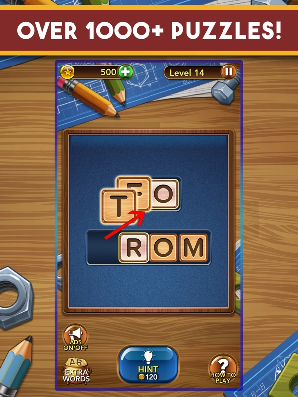 Word Zone - Word Puzzle Games Online Hack Tool