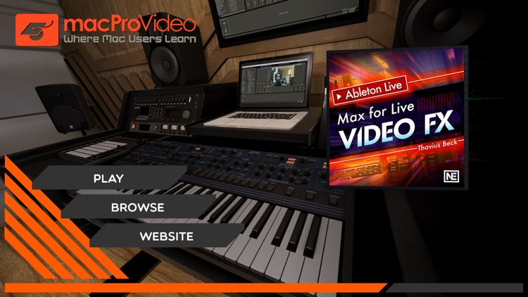 Video FX Course for Ableton screenshot-0