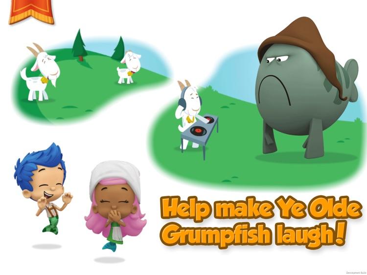 Bubble Guppies: Grumpfish HD