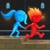 Water & Fire Stickman 3D - iPadアプリ