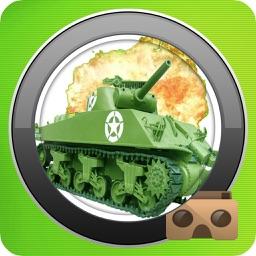 VR Tank Shooter -  Cardboard