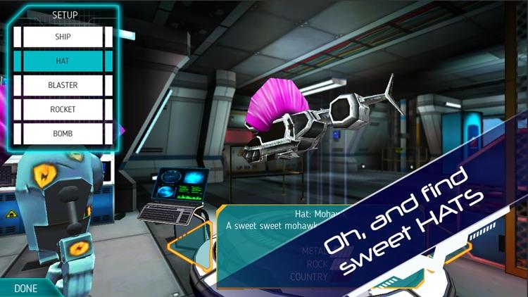 Explodey: Sci-Fi Side Scroller screenshot-8