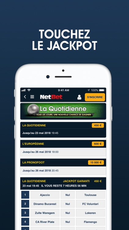 NetBet Sport FR screenshot-3