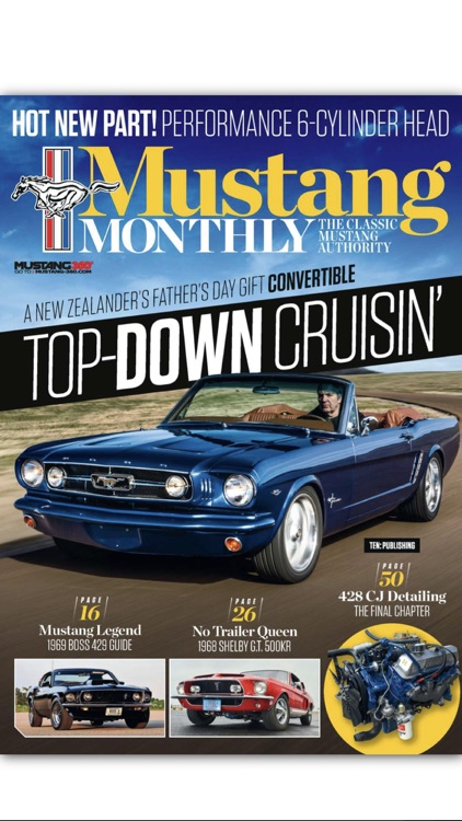 Mustang Monthly screenshot-0