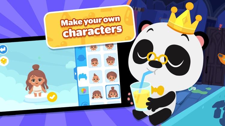 Dr. Panda Town - Let's Create!