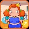 Princess Lose Weight Slacking