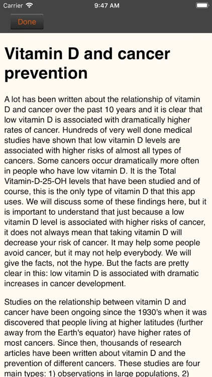 Vitamin-D Pro screenshot-4