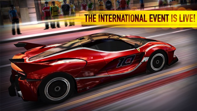 Commit error. vintage international sports car racing game words... super