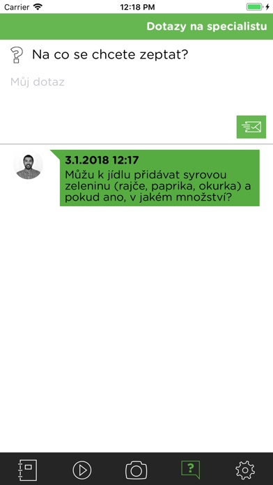 Screenshot for Můj Svět zdraví in Czech Republic App Store