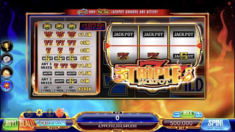 Hot Shot Casino Slots Games screenshot-4