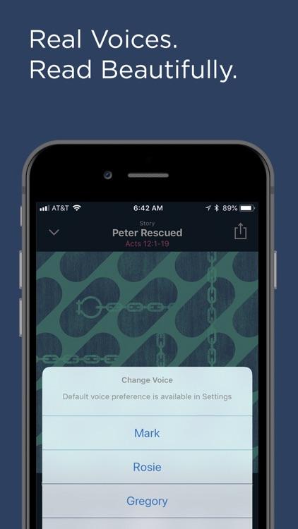Dwell - Audio Bible App