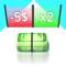 App Icon for Money Rush App in United States IOS App Store