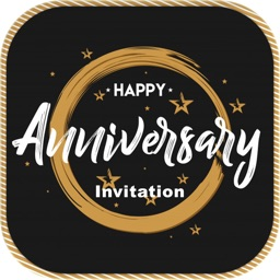 Anniversary Invitation Card HD