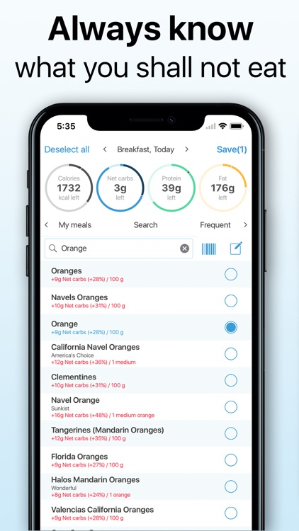 Keto.app - Keto Diet Tracker screenshot-3