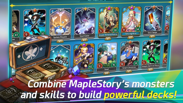 MapleStory Blitz screenshot-4