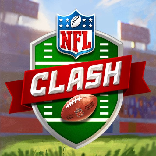 NFL Clash free software for iPhone and iPad