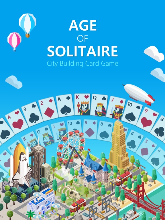 Игра Age of Solitaire : Build City
