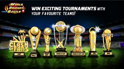 World Cricket Battle screenshot #2