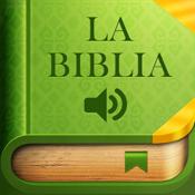 Biblia Reina Valera Audiolibro app review
