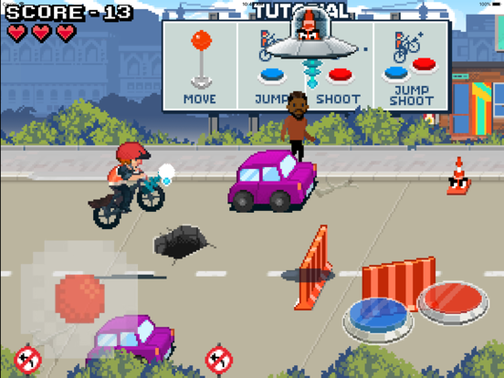Attack Of The Cones screenshot 11