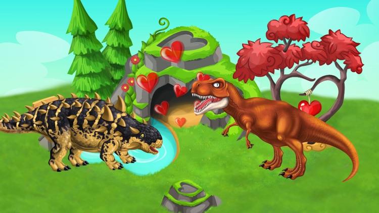 Dinosaur Zoo-The Jurassic game screenshot-3