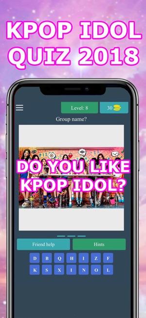 Kpop Idol Quiz 2018 on the App Store