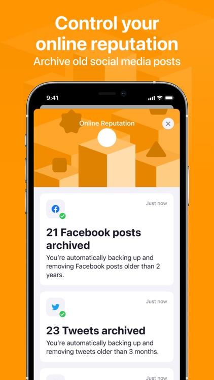 Jumbo: Privacy + Security screenshot-3