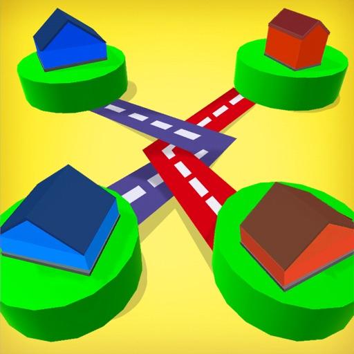 Untangle Roads