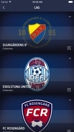 Damallsvenskan TV on the App Store 603a0204329f8