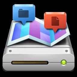 Ícone do app Disk Map: Visualize Disk Usage