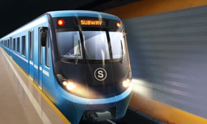 Subway Simulator 3D: Trains