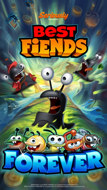 Best Fiends Forever screenshot-4