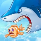 Hungry Ocean: fish eat fish