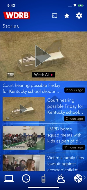WDRB News Louisville FOX 41 on the App Store