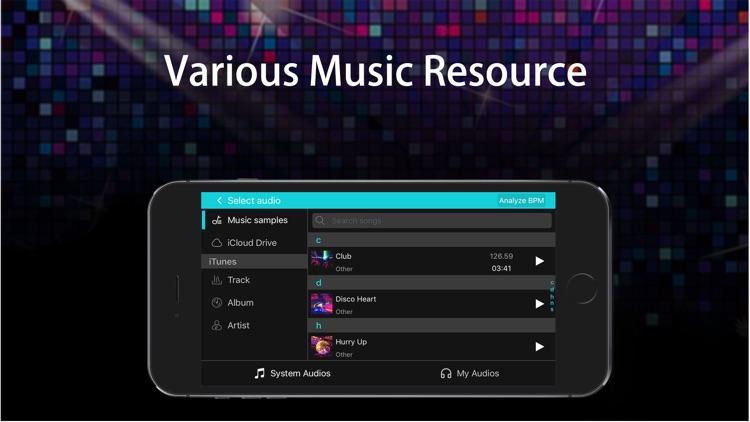 DJ Mixer Studio:Remix Music screenshot-4