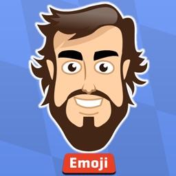 Fernando Alonso Emoji